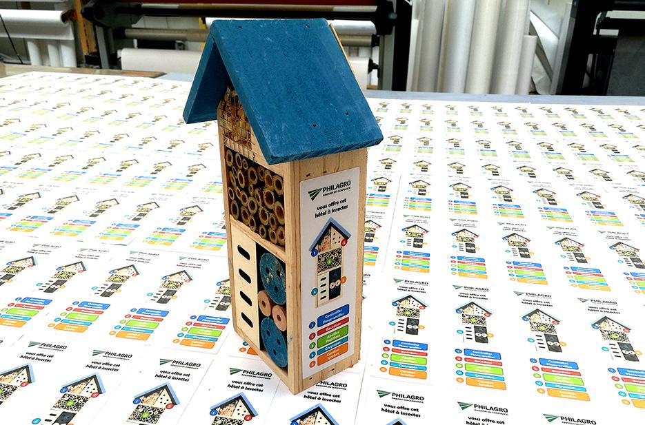 Stickers 5x16 cm