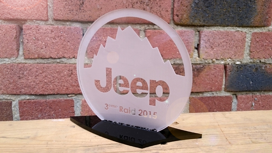 Trophé Jeep
